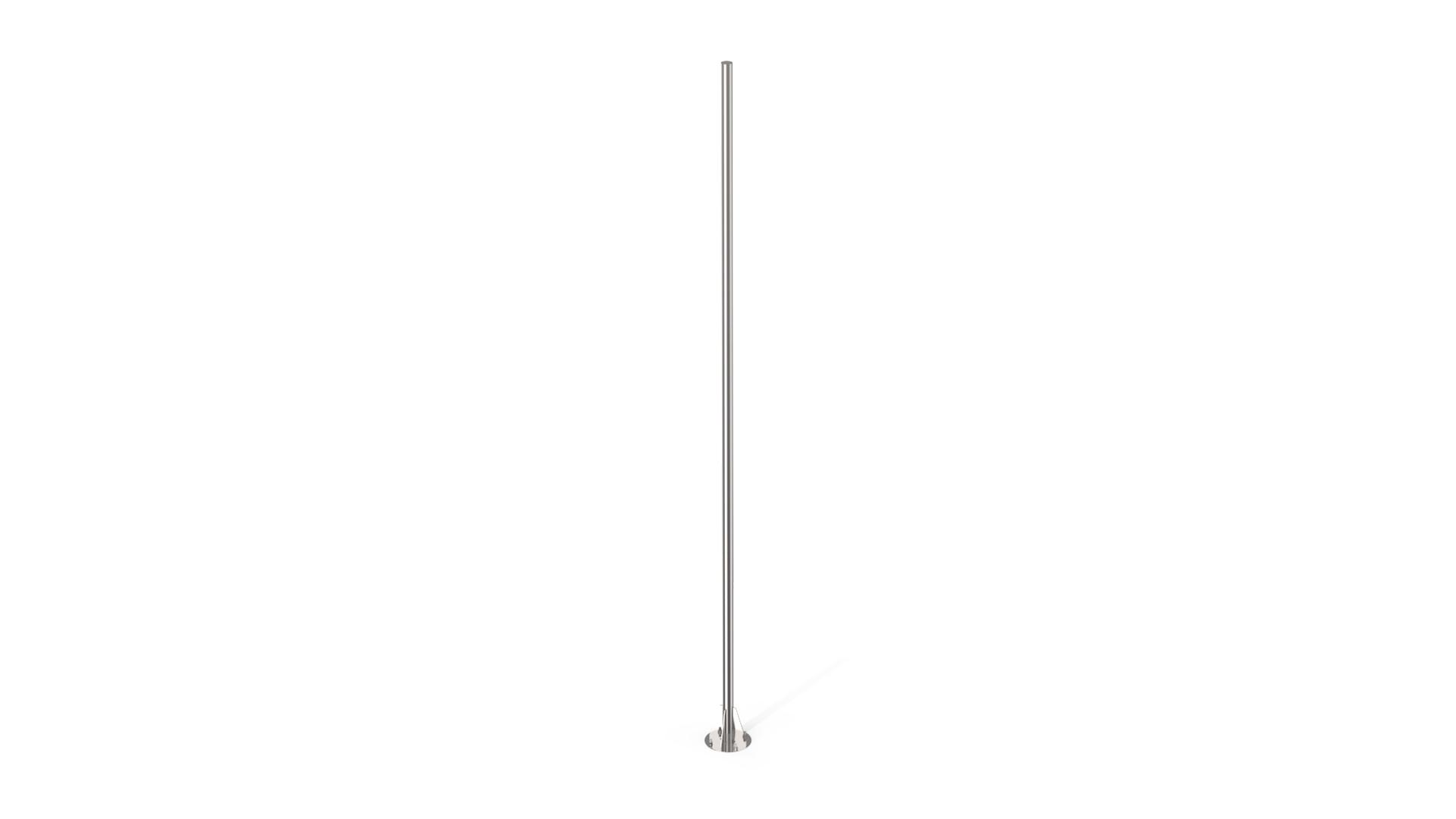 flag pole bar