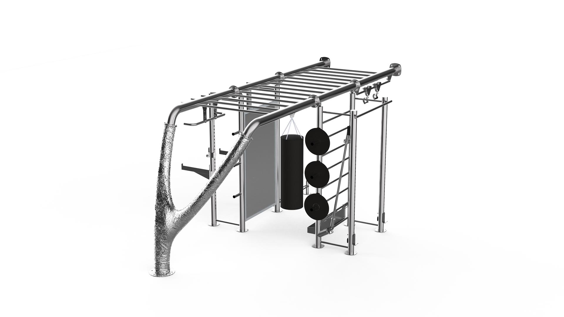 power rack edge